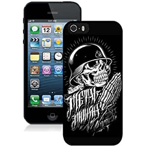 Personalized iPhone 5s Case Design with Metal Mulisha 2 Iphone 5 5s Generation Black Case