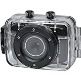 Vivitar DVR781HD HD Waterproof Action Video Camera Camcorder (Black) with Helmet & Bike Mounts