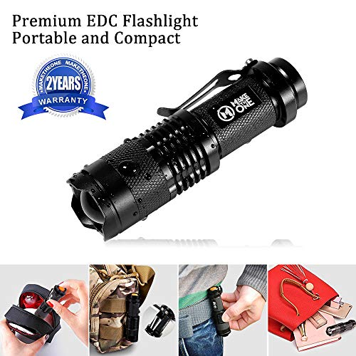 Buy edc pocket flashlight