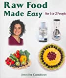 img - for Raw Food Made Easy book / textbook / text book