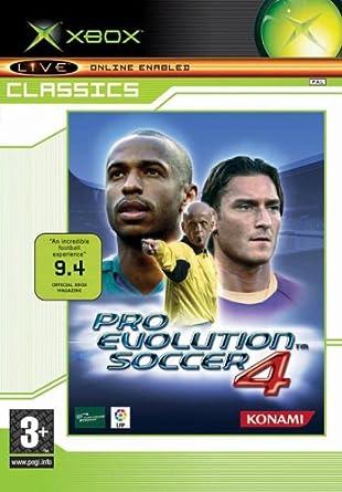 PES 2004 : Pro Evolution Soccer - classics [import anglais
