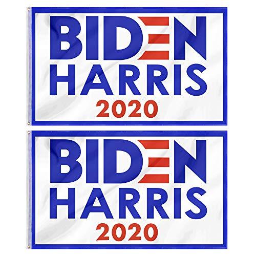 Biden Harris Flags