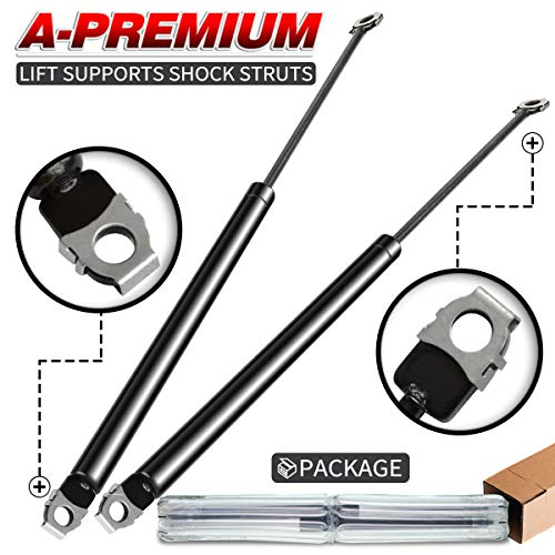 - A-Premium Hood Bonnet Lift Supports Shock Struts for BMW E36 318i 323i 325i 328i 1992-1999 Coupe Only 2-PC Set