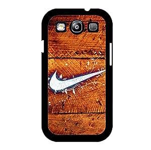 Nike Logo Samsung Galaxy S3 I9300 Case Cover,Fashion Creative Nike Sport Brand Logo Design Custom Printed Phone Cover for Samsung Galaxy S3 I9300