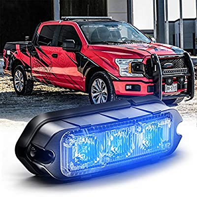 Feniex T3 Perimeter Mount LED (Blue): Automotive