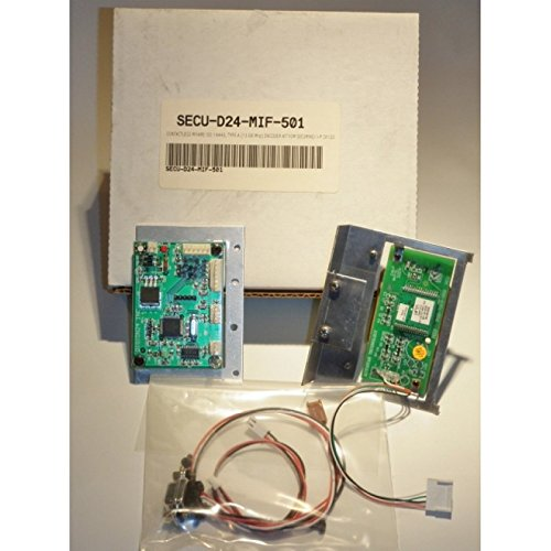 Mifare Encoder - Secumind - Contactless Mifare Iso 14443, Type A (13.56 Mhz) Encoder Kit For Cx120 Printer