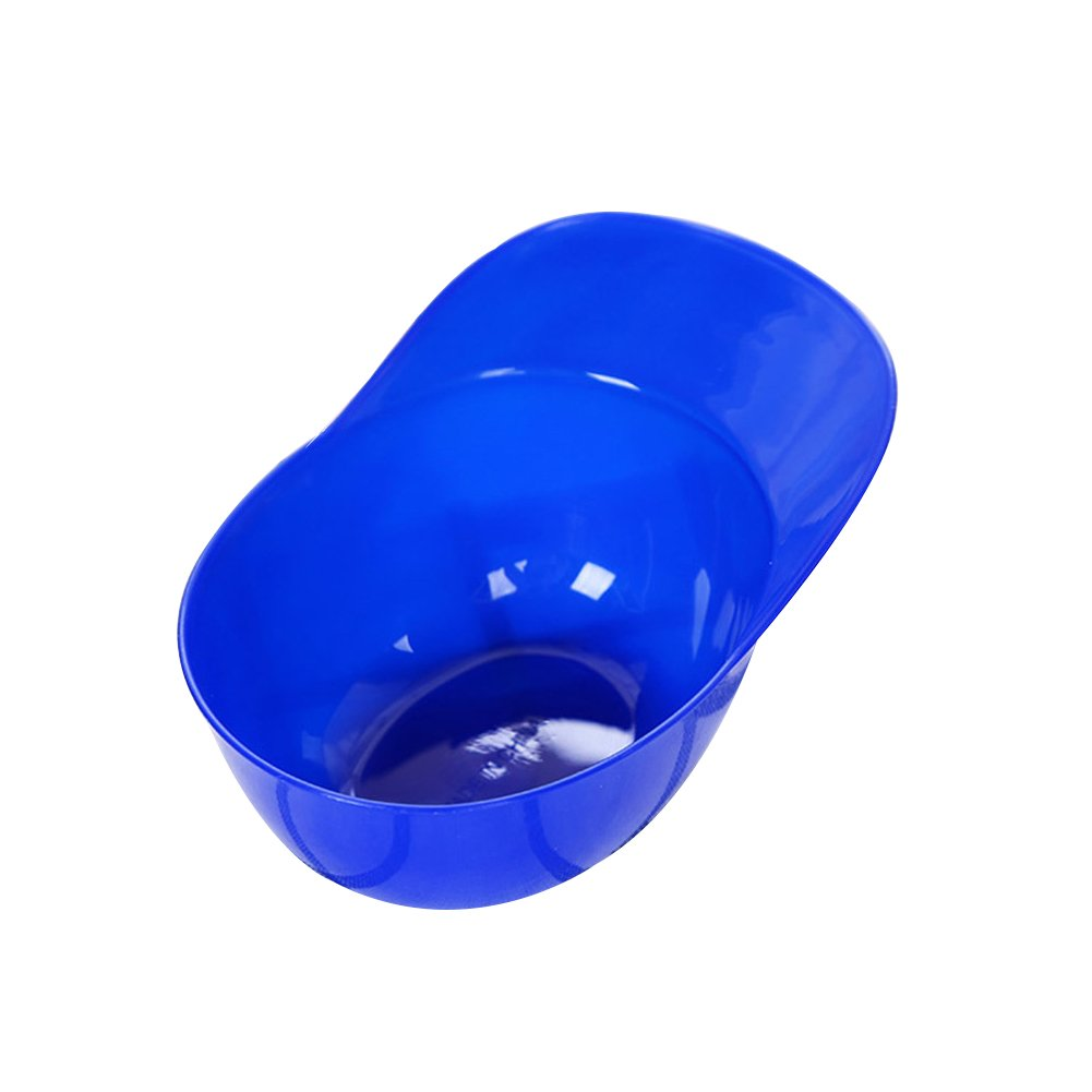 Qinlee Helmet Ice Cream Sundae Mini Batting Helmet Ice Cream Snack Bowls Great for Cream Brulee, Ice Cream, Snack and Condiment (Dark Blue)