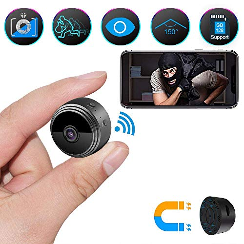 Spy Camera Wireless Hidden Camera, ZOHULU Latest