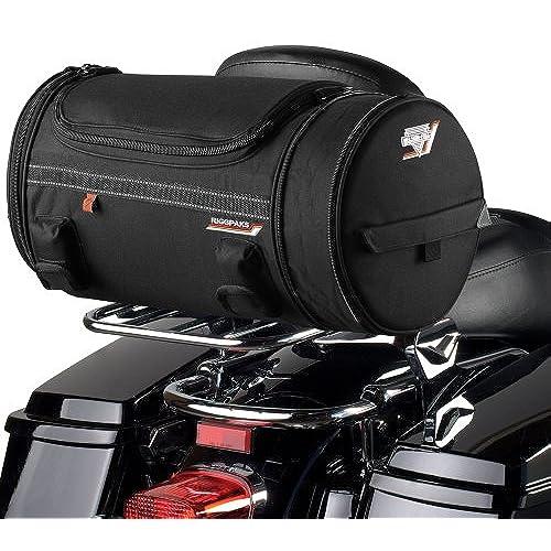 Motorcycle Backrest Bag Amazon Com