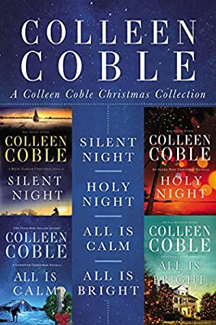 book cover of A Colleen Coble Christmas Collection