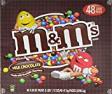 M&M 's Milk Chocolate Candies, 81.12 Ounce