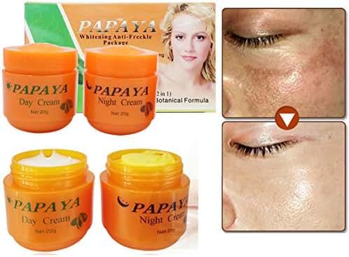 Whitening Bleaching Body Cream Skin body lotion Moisturizing Deep Papaya Whitening Lasting Whole Body Moisturize Dark Skin By Shouhengda