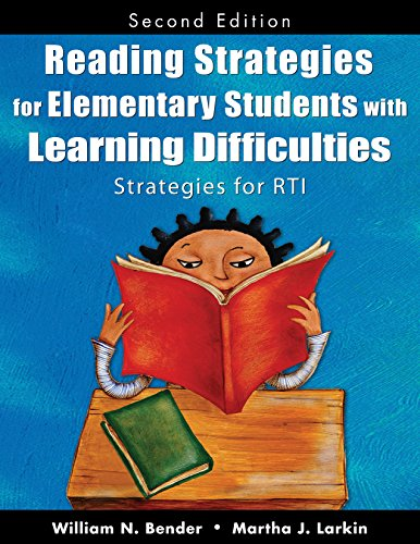 Download Reading Strategies for Elementary Students With Learning Difficulties: Strategies for RTI Pdf