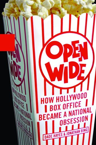 Download Open Wide: How Hollywood Box Office Became a National Obsession PDF