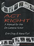 Act Right, Mara Purl and Erin Gray, 1584360003