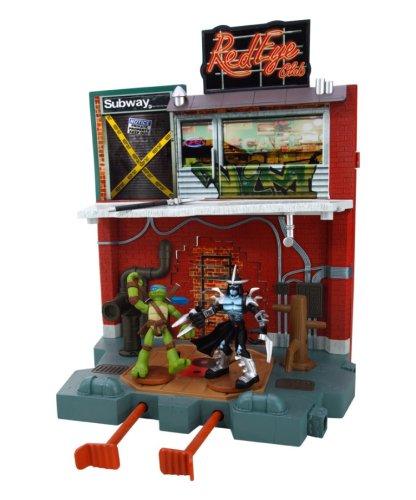 Amazon.com: Teenage Mutant Ninja Turltles (TMNT) Mini ...