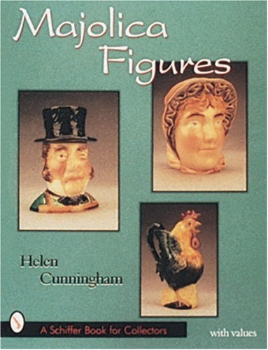 Majolica Figures (A Schiffer Book for Collectors)