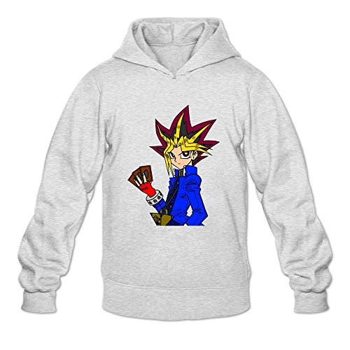 Man Yu Gi Oh Custom O Neck Size S Color Ash Sweatshirts By Mjensen