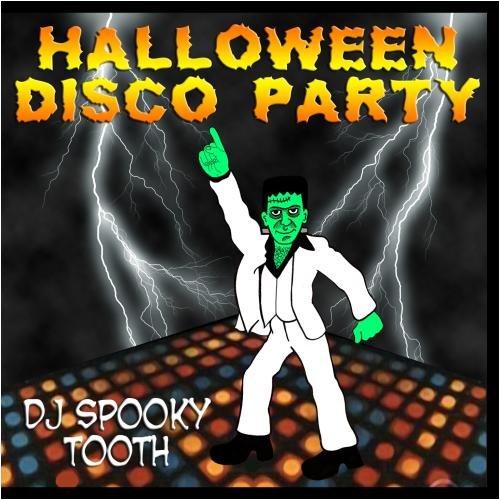 (Halloween Disco Party)