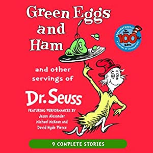 Green Eggs and Ham and Other Servings of Dr. Seuss Hörbuch