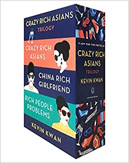 The Crazy Rich Asians Trilogy Box Set Kevin Kwan