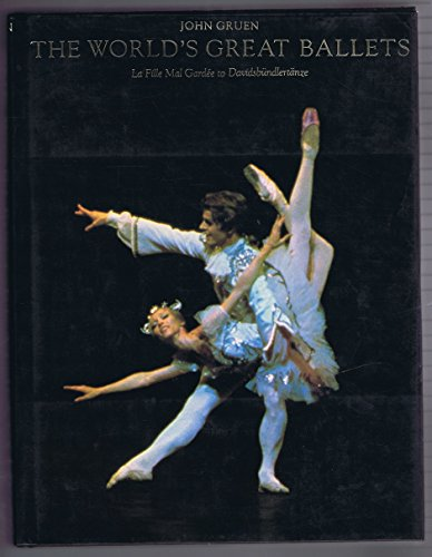 The world's great ballets: La fille mal gardee to - City Park Mal