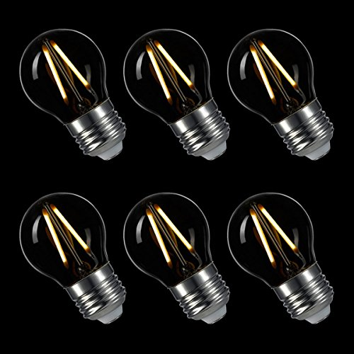 LIGHTSTORY Edison 2700K Dimmable Decorative product image