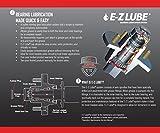 3.5k-3500 Lb Capacity Trailer Idler Axle - 5 on 4.5 Bolt Pattern - Straight Axle