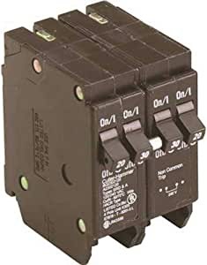 Eaton BQC2302120 Quad Breaker One 2 Pole 30 Amp and Two 1 ...