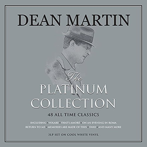 The Platinum Collection (white vinyl) - Dean Martin by Not Now