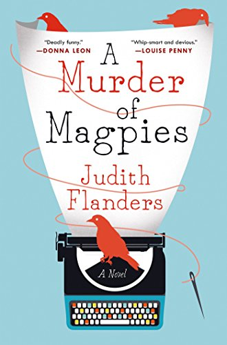 A Murder of Magpies: A Novel (Sam Clair Book 1) (Challenges Of Being A Female Police Officer)