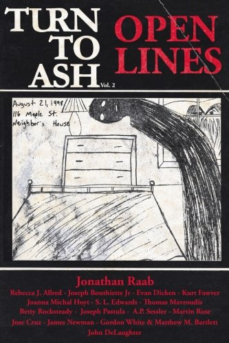 Turn to Ash, Volume 2: Open Lines