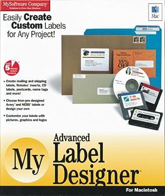 My Advanced Label Designer Amazon Co Uk Software