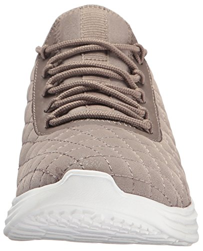 Bobs strobe Baskets Taupe Light Swift Skechers Femme wWRBx4T7qn