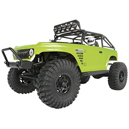 Axial SCX10 Deadbolt 4WD RC Rock Crawler Off-Road 4x4 Electric Ready to Run with 2.4GHz Radio and Waterproof ESC, 1/10 Scale (Axial Rock)