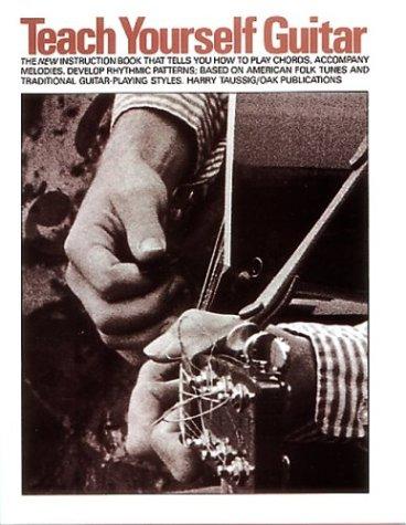 Teach Yourself Guitar, Harry Taussig