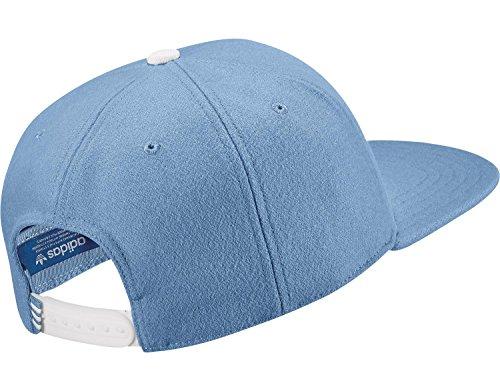 adidas T H SNAPBACK CA - Zapatillas deportivas, Unisex Azul