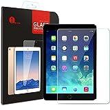 1byone Ultra-Clear Glass Screen Protector for Apple iPad Air / iPad Air 2, High Definition (HD) ...