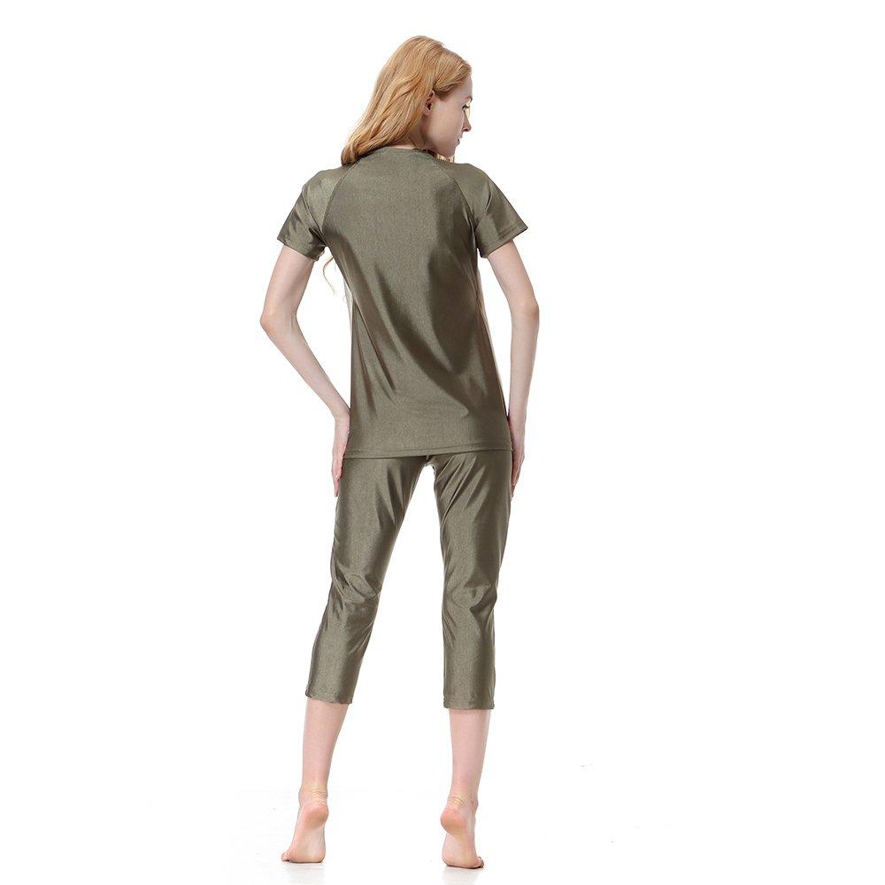 Feicuan Men Boxer Briefs Camouflage Trunks Underpants U Convex Pouch Pack of 2