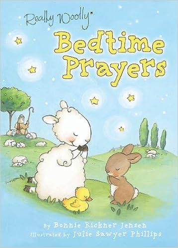 Really Woolly Bedtime Prayers - Books