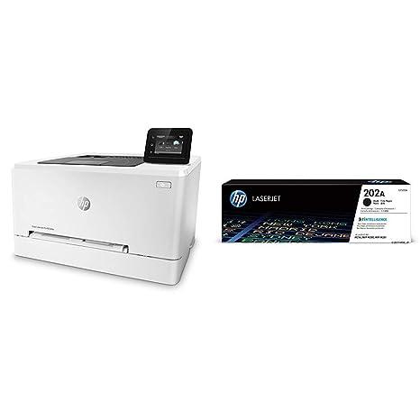 Amazon.com: HP LaserJet Pro M254dw Impresora láser de color ...