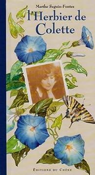 L'Herbier de Colette par Sidonie-Gabrielle Colette