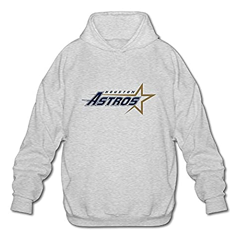 BOOMY Houston Airpalne Man's Hooded Sweatshirt SIZE XXL