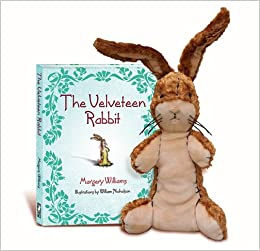 The Velveteen Rabbit Gift Set Hardcover Book And Plush Package