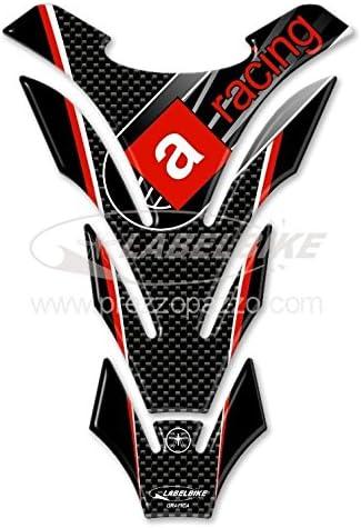 Protector de Depósito Adhesivos Carbono Protector de Depósito 3D para Moto Aprilia Racing: Amazon.es: Coche y moto