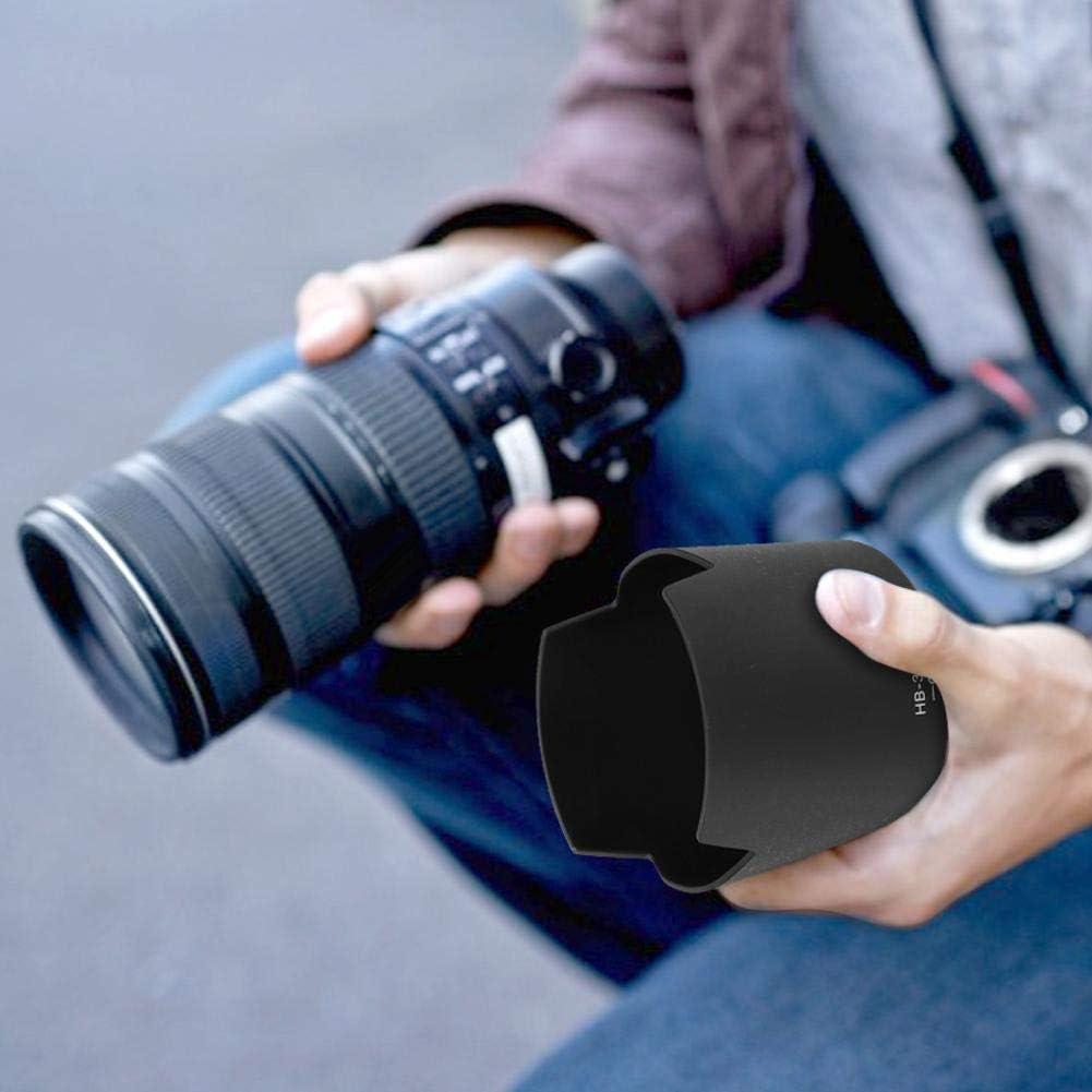 Delaman Lens Hood HB-38 Camera Mount for AF-S Micro 105mm f// 2.8G IF-ED VR Lens
