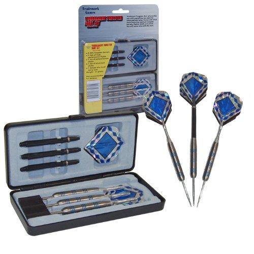 Tournament Tungsten Dart Set - 85% Tungsten - 3 Pack - Sporting Goods > Darts > Accessories by Trademark Global