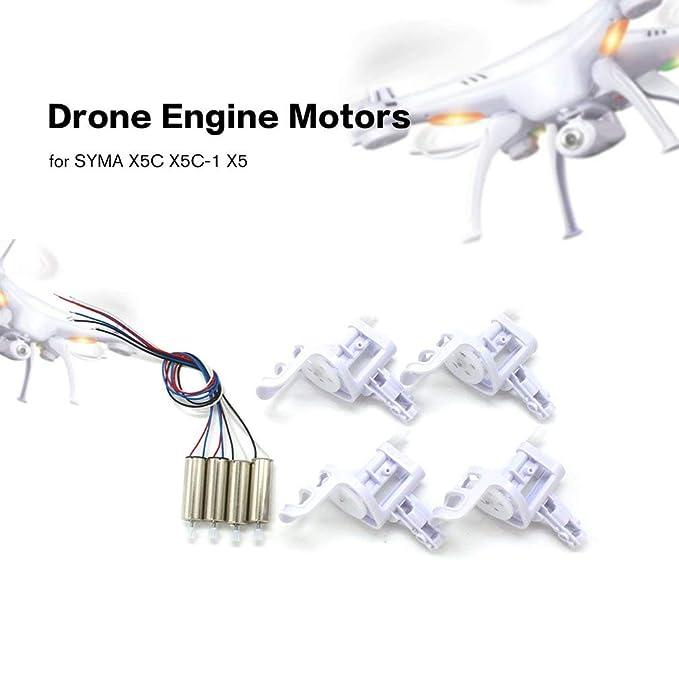 Motores de Motor de dron, con Cubierta de Base de Motor de 4 ...