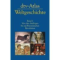 Atlas zur Weltgeschichte. Per le Scuole superiori: 1