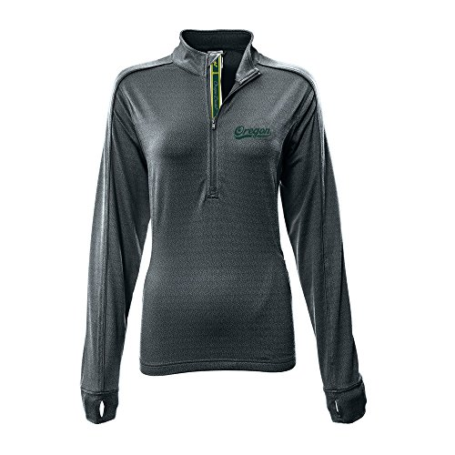NCAA Oregon Ducks Pacer Team Script Half Zip, Large, for sale  Delivered anywhere in USA
